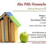 Aku Pilih Homeschooling