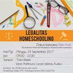 Legalitas Homeschooling