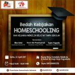 Bedah Kebijakan Homeschooling